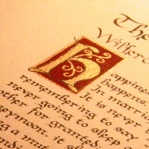 Calligr H medieval